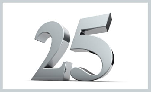 27.06.2020г on this date the company celebrates its 25th anniversary
