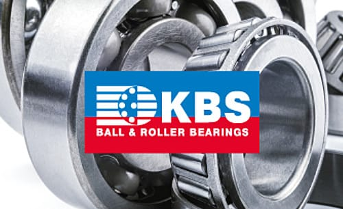 The company becomes the Exclusive Representative for Europe of the American company KBS LLC for the supply of rolling and sliding bearings..