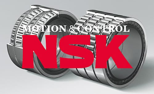 The company becomes an Authorised Distributor for the territory of Bulgaria of NSK, Japan /bearings/